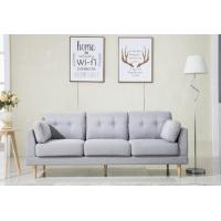 Buy cheap LFS-005 3 seat of Contemporary Loose Fabric Sofa product
