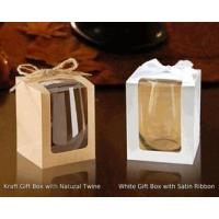 Buy cheap Gift Box for 9oz Stemless Wine Glass (Set of 10) product