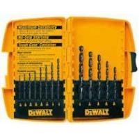 Buy cheap BLACK OXIDE DRILL BIT SET 13-PC from wholesalers