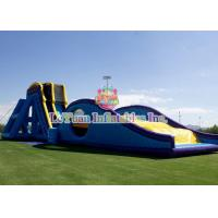 Buy cheap Gliding Trapeze Giant Water Slide Strengthen Kids Confidence And Brave Spirit product