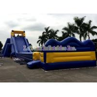Buy cheap Multi Color Hippos Water Slide With Protective Coating Reduce Scratches product