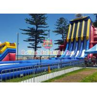 Buy cheap Australian Standard Giant Water Slide Help Release Anxiety And Pressure product