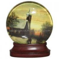 Buy cheap Christmas, Polyresin Water Globe (BKC0106) product
