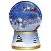 Buy cheap Polyresin Water Globe (BKC0105) product