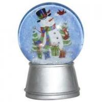 Buy cheap Polyresin Water Globe (BKC0102) product