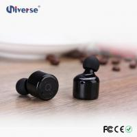 Buy cheap 2017 New Design True Portable Wireless Headphones Best Rated Bluetooth Earpiece product