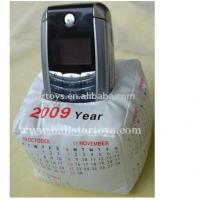 Buy cheap cube calendar phone holder product
