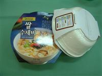 Buy cheap Environmental protection product Bubble rainbow noodle bowl product