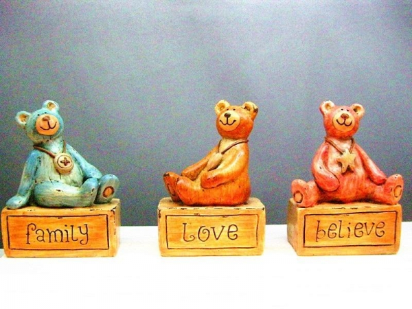 Quality ANIMAL SERIES JSAR69157016 Polyresin bears for sale