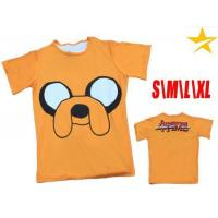 Buy cheap T Shirts Adventure Time With Finn And Jake Game T Shirt ATST94091 product