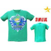Buy cheap T Shirts The Legend Of Zelda Game Green T Shirt TZST88982 product