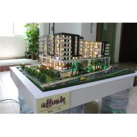 China Architectural model supplies , architectural 3d models with led light on sale