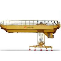 Buy cheap QC Electromagnetic Overhead Crane product