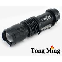 China Miniature flashlight TM-1005 lens light power mini flashlight on sale