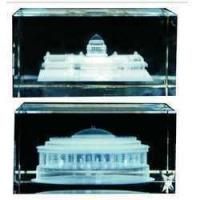 Buy cheap Etched Crystal Award product