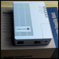 I-010G-T GPON ONU Original Alcatel Lucent Bell optical network terminal FTTH ONT
