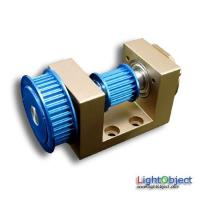 2:1 X axis reduction gear for DIY CO2 laser machine