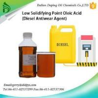Buy cheap Vegetable Base Low Solidifying Point Oleic Acid for Diesel Antiwear Agent from wholesalers