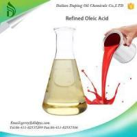 Buy cheap Vegetable Base Refined Oleic Acid for Resin Industry from wholesalers