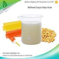 China Refined Soya Fatty Acid for Mineral of Separation on sale