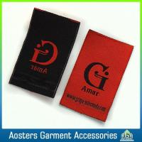 Buy cheap Personalized Name Sew in Woven Labels for Handmade Clothing product