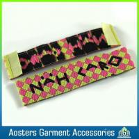 Buy cheap Famous Cheap Sewing Neck Woven Label Manufacturers from wholesalers