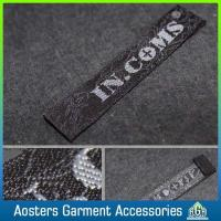 Buy cheap Personalized Clothing Sew on Woven Label from wholesalers