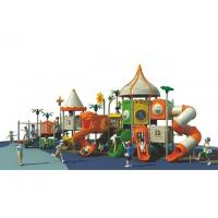 Buy cheap Outdoor Park Equipment Plastic Outdoor Playground from wholesalers