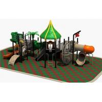 Buy cheap Outdoor Park Equipment Outdoor Playground Slide from wholesalers