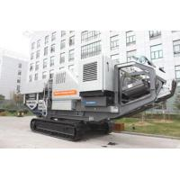 Buy cheap Hydraulic-driven Track Mobile Plant product