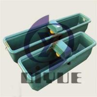 Buy cheap plastic cattle water and grass trough by roto moulded product
