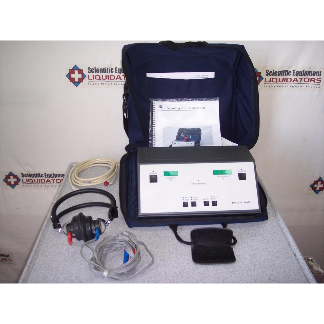 Buy cheap Maico MA-39 Audiometer from wholesalers