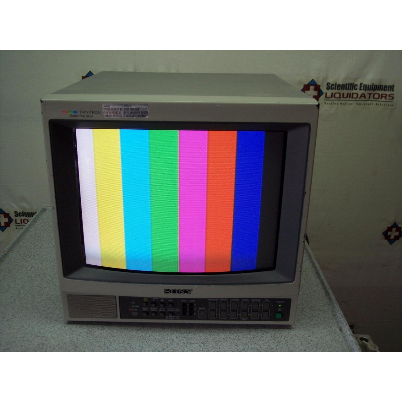 Buy cheap Sony PVM-1343MD Trinitron Color Video from wholesalers