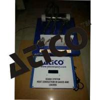 Scada System Heat Conduction in Gases and Liquid Product CodeAHCG001