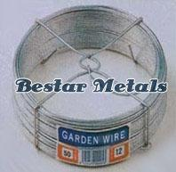 Buy cheap SMALL COIL GALVANIZED GARDEN WIRE product