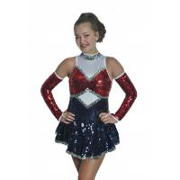 Buy cheap COSTUMES BP Designs Drumroll Drill Skater Dress 89312 product