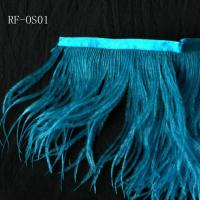 China Ostrich Feather Ostrich Fringe on sale