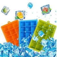BX508 Custom Silicone Ice Cube Tray Ice Molds