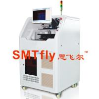 Buy cheap FPC depaneling PCB board laser cutting machine with 10W laser imported from USA,SMTfly-6 from wholesalers