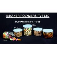 Buy cheap Dry Fruit Packing Cans PET Cans For Dry Fruits from wholesalers