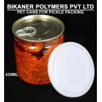 Buy cheap Plastic Pickle Jars from wholesalers