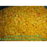 Buy cheap IQF Fruits IQF Yellow Peaches product