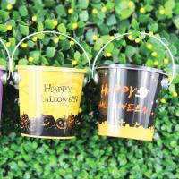 Halloween Bucket with Cover