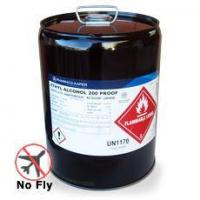 Buy cheap Ethyl Alcohol, 5 gal., 200 Proof, Absolute, Undenatured, A.C.S. / USP Grade product