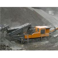 Buy cheap Tracked mobile cone crusher product