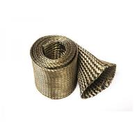 Buy cheap Basalt Fiber Firesleeve/or with Silicone Coating product