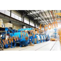 Special type furnace Heat treatment production line