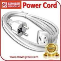 EU Plug Extension Power Cable for Apple Adapter