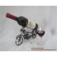 Wine Holder Motorbike-Motorcycle--Nuts&Bolts sculpture145