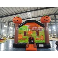 INFLATABLE BOUNCER Pumpkin bouncer YB-14